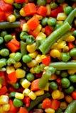 Gemüse schließt oben stockfotos