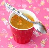 Gemüse-Suppe lizenzfreies stockfoto
