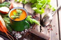 Gemüse-Suppe Lizenzfreies Stockbild