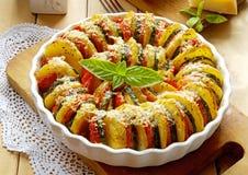 Gemüse tian Lizenzfreies Stockbild