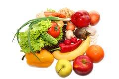 Gemüse und Früchte Lizenzfreies Stockfoto