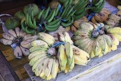 Gemüse und Frucht, Fischmarkt in Morotai-Insel, Indonesien Lizenzfreie Stockbilder