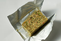 Gemüseablage stockfoto