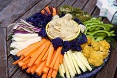 Gemüsebehälter Stockfoto