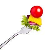 Gemüsebiss Lizenzfreies Stockbild
