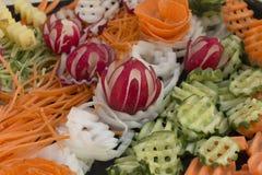 Gemüseblumenstrauß Lizenzfreie Stockfotos