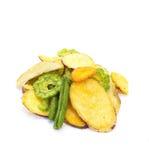 Gemüsechip Stockbilder