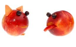 Gemüsegarten-Monsterserie Lizenzfreies Stockbild