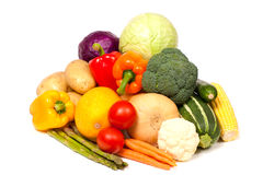Gemüsegemisch Lizenzfreies Stockbild