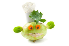 Gemüsegeschöpf Lizenzfreie Stockfotografie