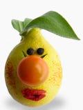 Gemüsegesicht Lizenzfreie Stockfotografie