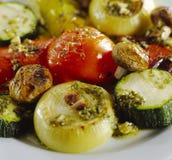 Gemüsegrill Lizenzfreies Stockbild