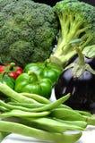 Gemüsekombination Lizenzfreies Stockbild