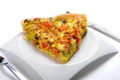 Gemüsekuchen Stockfotos