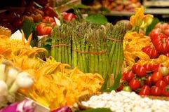Gemüsemarkt Lizenzfreies Stockfoto