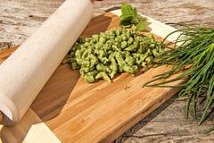 Gemüsemehlklöße Lizenzfreie Stockbilder