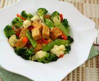 Gemüsenahrung. Stockfotos