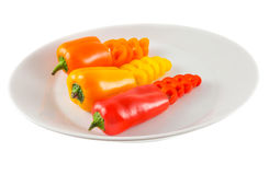 Gemüsepaprika Stockfotografie