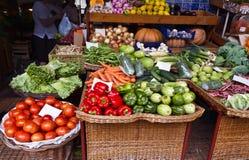 Gemüsepfosten Lizenzfreie Stockbilder