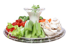 Gemüseplatte stockfotos