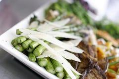 Gemüseplatte Lizenzfreie Stockfotos