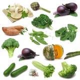 Gemüseprobeflasche Lizenzfreie Stockbilder