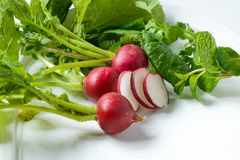 Gemüserettich Stockbild