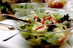 Gemüsesalat Lizenzfreies Stockfoto