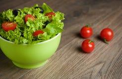 Gemüsesalat Lizenzfreies Stockbild