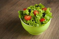 Gemüsesalat Stockfotografie