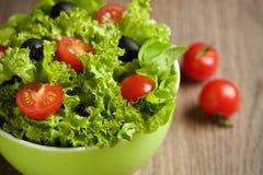 Gemüsesalat Stockbilder
