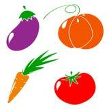Gemüsesammlung Lizenzfreies Stockfoto