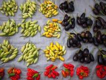 Gemüsestand in Sansibar Lizenzfreie Stockfotografie