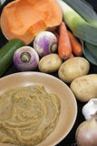 Gemüsesuppe Lizenzfreie Stockfotos