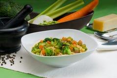 Gemüseteigwaren lizenzfreie stockbilder