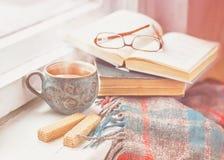 Gemütlicher Morgen zu Hause Lizenzfreies Stockfoto
