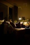 Gemütliches Sofa stockbilder