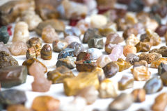 Gem background Royalty Free Stock Photography