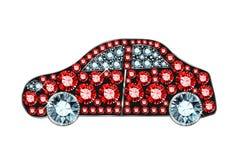 Gem Car Stock Photo