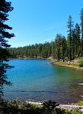 Gem Lake. Caribou Wilderness, Northern California Royalty Free Stock Images