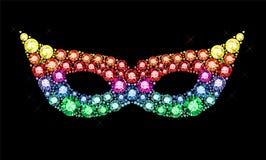 Gem Mask Stock Images