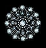 Gem Ornament Imagen de archivo libre de regalías