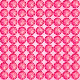 Gem Seamless Pattern Stock Photography