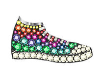 Gem Sneakers Stock Photos