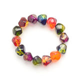 Gem stone bracelet Royalty Free Stock Photo