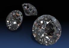Gem Stones Royalty Free Stock Photos