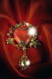 Gema del amor Imagen de archivo libre de regalías