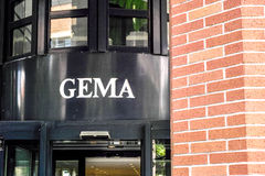 GEMA Royalty Free Stock Photography
