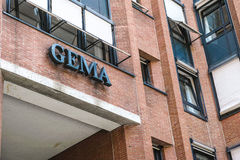 GEMA Royalty Free Stock Photo