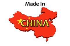 Gemaakt in China Stock Afbeelding